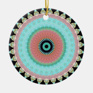 Geometric pattern Totem to inver itself