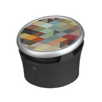 Geometric Patterns | Multicolor Triangles Speaker