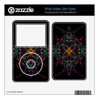 Geometric Prism Skins For The iPod Video
