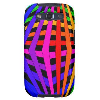 Geometric Rainbow Spectrum Designer Modern 1 Galaxy S3 Covers