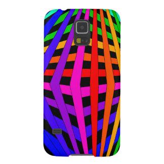 Geometric Rainbow Spectrum Designer Modern 1 Galaxy Nexus Cases