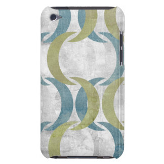 Geometric Repeat III Barely There iPod Cover