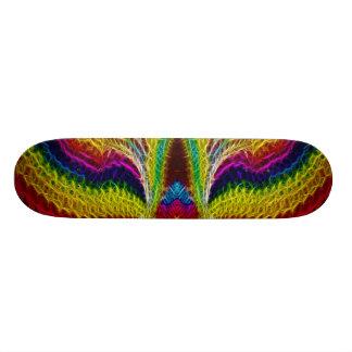Geometric Sk8 Skateboard