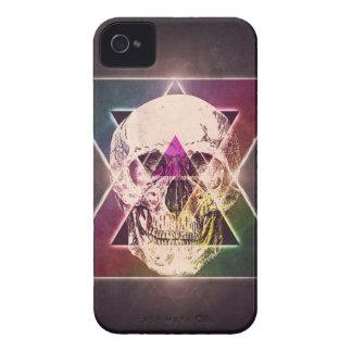 Geometric skull Case-Mate iPhone 4 case