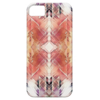 Geometric Textural Abstract iPhone SE/5/5s Case