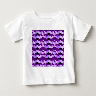 geometric texture baby T-Shirt