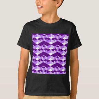 geometric texture T-Shirt