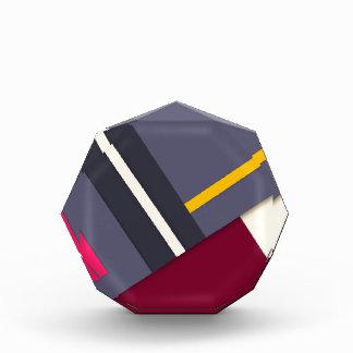 Geometric theme award
