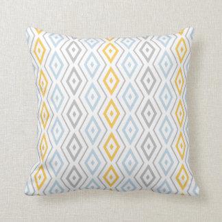 Geometric Throw Pillow Scandinavian Pastel