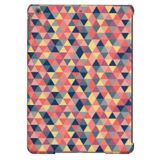 Geometric Triangles iPad Air Cases