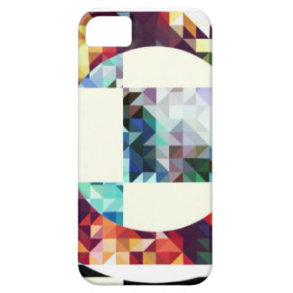 Geometric. Triangles + squares+ Cicles. iPhone SE/5/5s Case