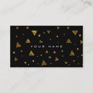 triangular business cards zazzle