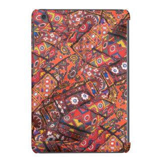 Geometric Tribal Textiles Woven Patchwork iPad Mini Retina Cases