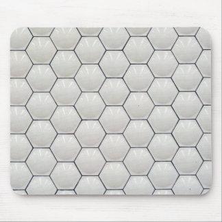 Geometric wall mouse pad