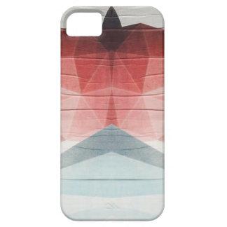 Geometric wink iPhone SE/5/5s case