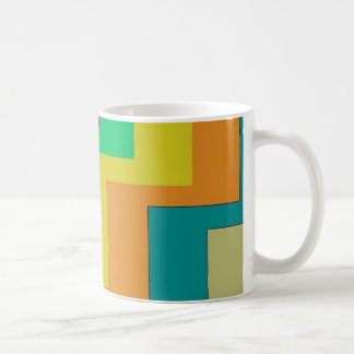 GEOMETRIC: ZIG-ZAG mug