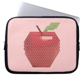 Geometrical Apple Electronics Sleeve Computer Sleeves