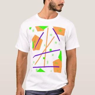 Geometrical Design T-Shirt