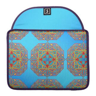 Geometrical Mandala Macbook Sleeve / Cover