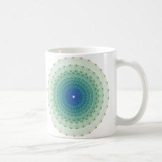 Geometrical Uniform Polytope in E8 Coxeter Plane Coffee Mug