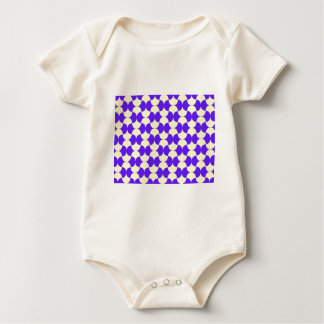 geometricas de los formas de COM del padrão Traje De Bebé