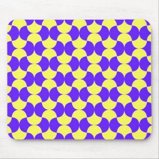 geometricas de los formas de COM del padrão Alfombrillas De Ratón
