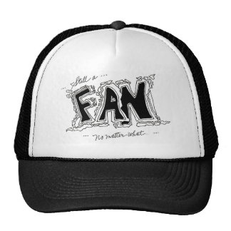 Geométrico blanco y negro gorra