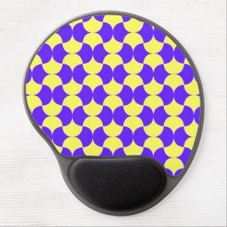geometrico del padrão alfombrilla de raton con gel