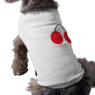 Geométrico Camisas De Perritos