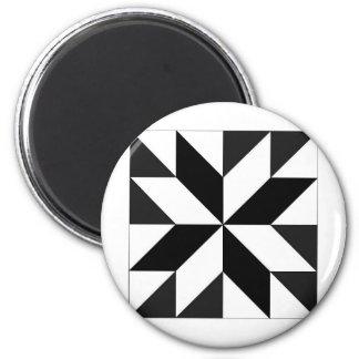 geométricos de los blocos imán redondo 5 cm