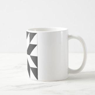 geométricos de los blocos taza clásica