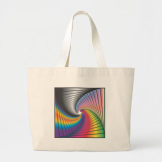 Geometrics #1 Psychedelia Canvas Bags