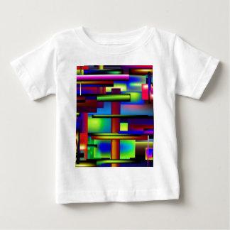 geometrics colours baby T-Shirt