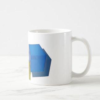 GeometricShapes021411 Coffee Mug
