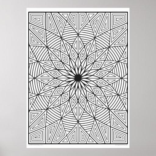 Geometrip Posters: #R1-2