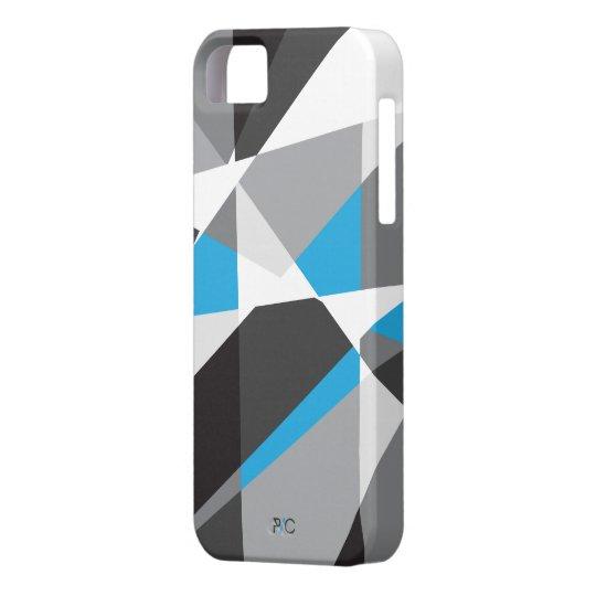 Geometrix 001 iPhone 5 Case