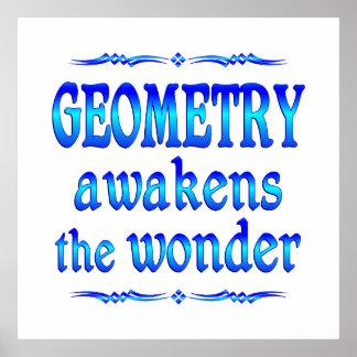 Geometry Awakens Posters