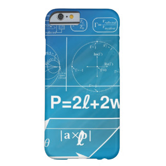 Geometry Blueprint Funda Barely There iPhone 6