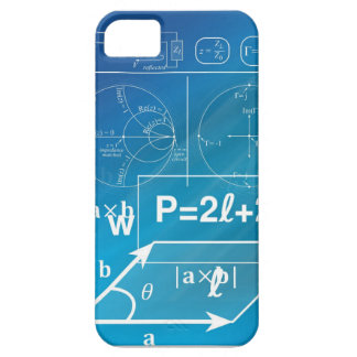 Geometry Blueprint Funda Para iPhone SE/5/5s