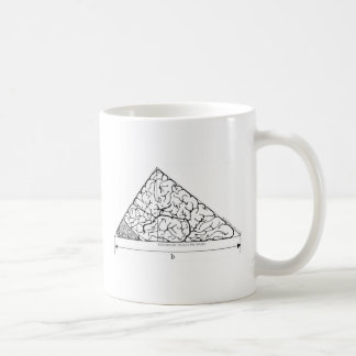 Geometry Hurts my Brain Mug