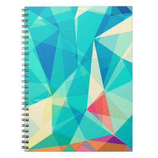 Geometry I Blue Spiral Notebook