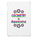 Geometry is Awesome iPad Mini Cover