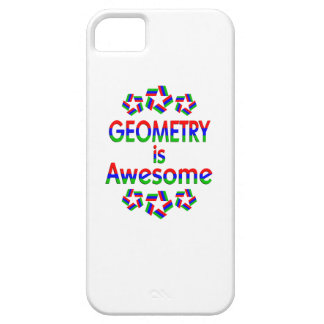 Geometry is Awesome iPhone SE/5/5s Case