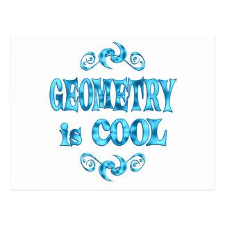 Geometry is Cool Postcard