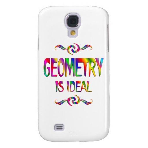 Geometry is Ideal Galaxy S4 Case