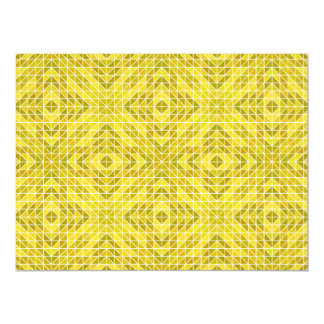 Geometry of the Sun God Card