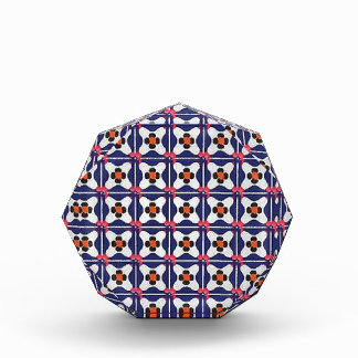 Geometry Pattern Illustration Retro Design Award