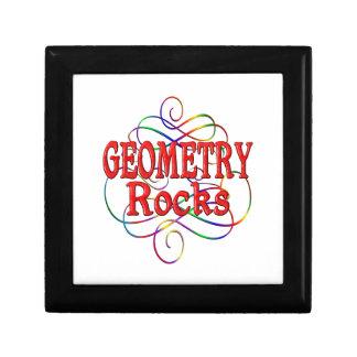 Geometry Rocks Gift Box