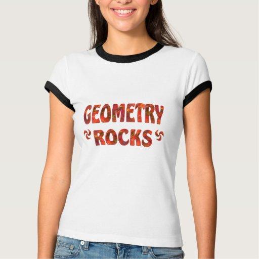 GEOMETRY ROCKS TEES