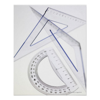 Geometry set. poster